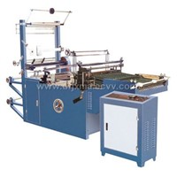 Plastic Film Sealing and Cutting Machine