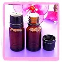 Pure oil glass vials
