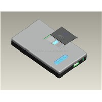 Fingerprint hard disk driver