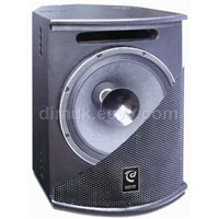 Professional coaxial Loudspeaker system