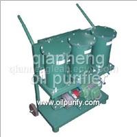 Portable oil purifying oil filler