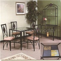 Dining Table and Dining Side Chair ( 5504 5510)