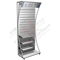 Battery Display Shelf