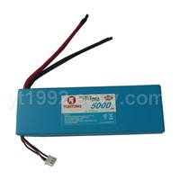 High rate Li-Polymer battery
