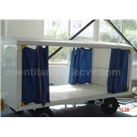 Luggage trailer/ baggage carts