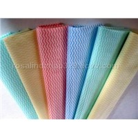 spunlace nonwoven for wipes