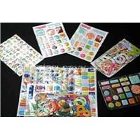 Dimensional Scrapbook Stickers