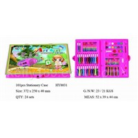 101pcs stationery case  HY8031