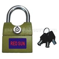alarm padlock