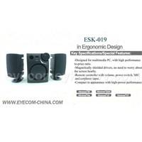 Eyecom Speaker