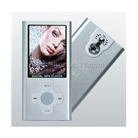 Augen Prizm2 2GB MP3 / MP4 Player with 2.4 inch LCD Built in Speaker SD Slot and Digital Camera