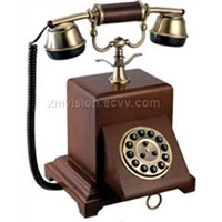 antique phone v021