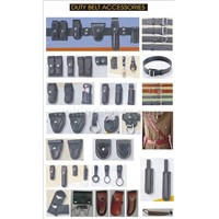 Duty Belt accessories
