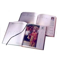 China Book Printing Services-Journal, Notebook, Diary Printing