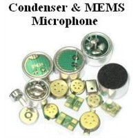 Condenser & MEMS Microphone