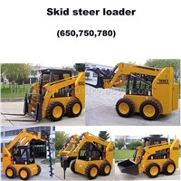 Skid Steer Loader with CE & EPA,Construction Machinery