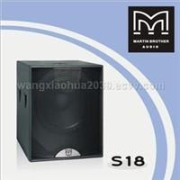 Blackline Series Loudspeaker S18