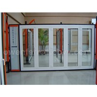 Aluminum windows and door