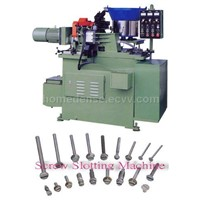 Screw Slotting Machine