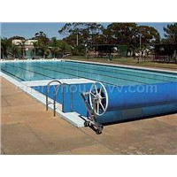 solar pool liquid blanket