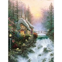 sell high quality original oil paintings from China on canvas