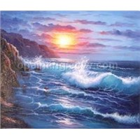 Landscape Oil Painting Canvas Oil Painting Hand Oil