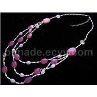 Fashion Necklace(acryl necklace)
