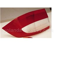 Tail lamp double shot mold
