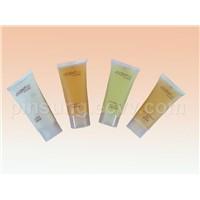 Shampoo, bath gel, body lotion, conditioner