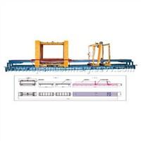 Automatic EPS Block Cutting Machine