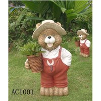 garden decoration with item in AC1001