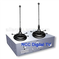 Car Box DVB-T Receiver