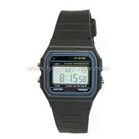 LCD watch