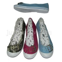 Trade Leads high-quality Canvas Shoes