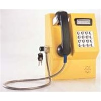 HT8868T coin payphone