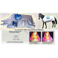 Far Infrared Fir Thermal Horse Heating Blanket