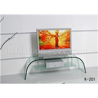 Glass TV Stand(k-201)