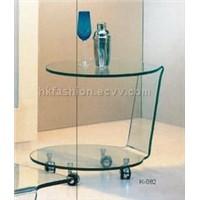 Glass teapoy(k-082)