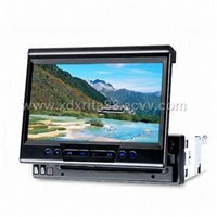 7inches car dvd plaer monitor