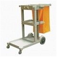 Janitorial Cleaning Cart (11001)