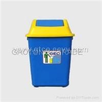 plastic garbage bin 30L