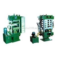 Plate Vulcanizing press (Column)