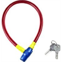 Bicycle Alarm Wire Lock