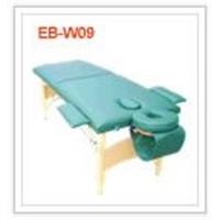 Two Section Wooden Massage Tbale