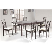 1  + 6 Olaf_B dining set