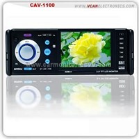 3.5 inch full autorized dvd player (CAV-1000)