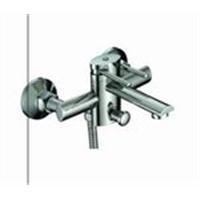 single handle bath-shower mixer