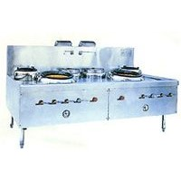 Shanghai Style Frying Stove
