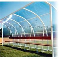 Polycarbonate sheet (Shelter)