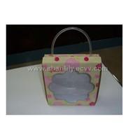 pvc hand box